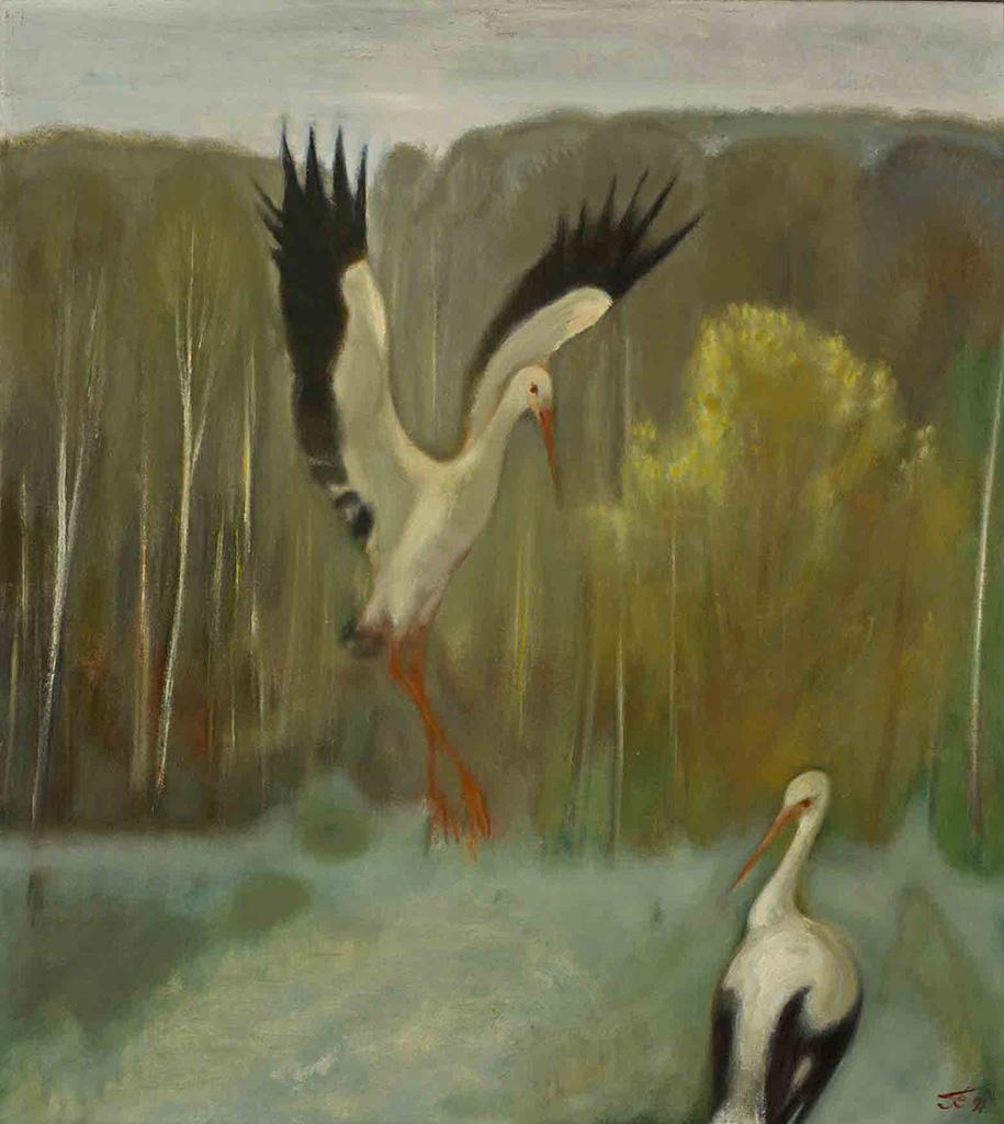Гавриил Ващенко, Народный художник Республики Беларусь