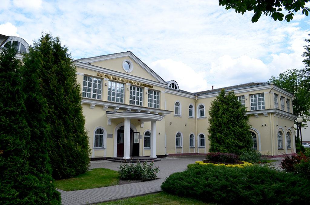 Смена экспозиции в галерее по ул. Карповича, 4 29-31 марта.